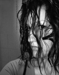 wet hair 1