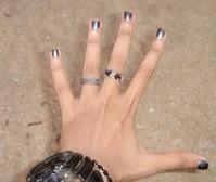 goth hand
