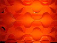 pantalla naranja