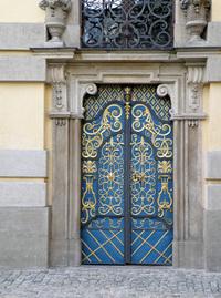 Door - Uniwersytet - Wroclaw