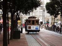 San Francisco Cable Car 1