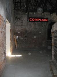 complain in venice