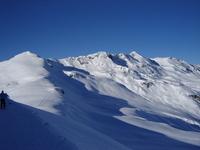 Alpen in Winter