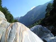 Farbige Felsen - Colored Rocks