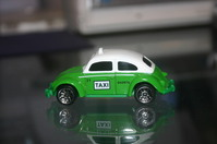 TAXI MEXICANO - MEXICAN CAB