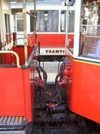Ancient tram 2
