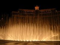 Las Vegas - Fountains of Bella