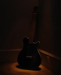 Guitar in Darkness