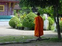 Laos meditation
