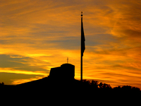 Heavenly Sunset 1
