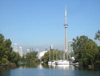 among Toronto islands