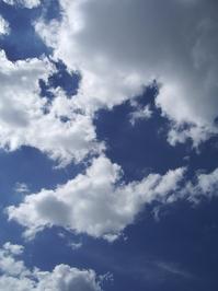 Deep Blue Clouds 1