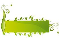 Eco Floral Banner 3