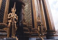 Tempel enterance
