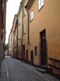 Street in Stockholm 1