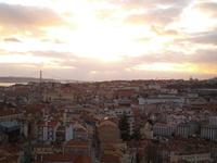 Sunset in Lisboa