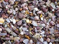 Tiny rocks