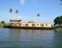 Keralan houseboat