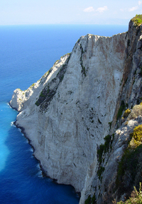 View at Zakynthos
