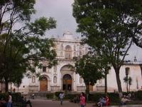 Antigua Guatemala's Church