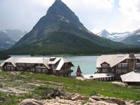 Many Glaciers Hotel