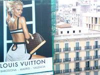 poster in Barcelona