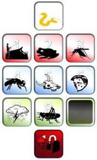 Ten Plagues from Exodus