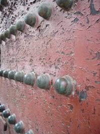 Door, door design. chinese gate