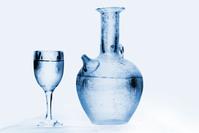 glassof water