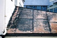 Rusty rooftop