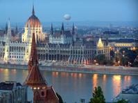 Budapest Twlight