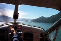 flyin in a little sea plane 3