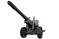 152 mmm soviet howitzer
