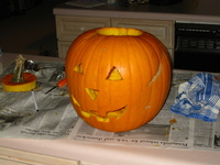 Halloween Pumpkins 1