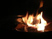 Fuego de BBQ