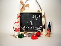 Santa's Blackboard