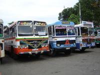 Polonaruwa bus station