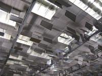 Interior ceiling, Changi Airport