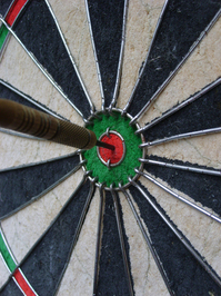 Darts - Bull's Eye