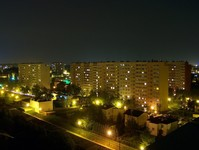 Rzeszow at night 3