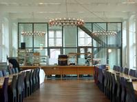 museum cafe interior