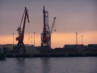 Gruas del puerto de Bilbao 2