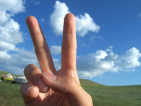 Peace in Mongolia