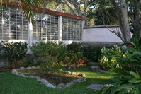 A quiet corner in the garden