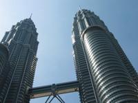 KLCC Twin Tower in Malaysia 1