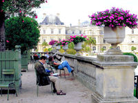 Sunday in the park, Paris 2