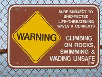 Sea Warning