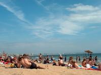 Beach La Baule (France)