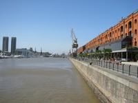 Buenos Aires Hafen 1