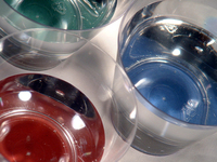RGB water 3